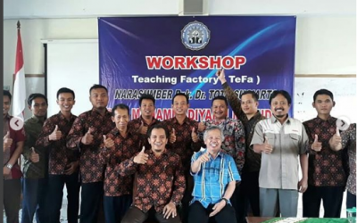Workshop Teaching Factory