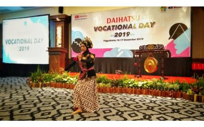 Daihatsu Vocational Day