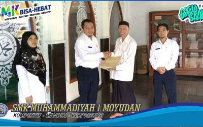 Kontribusi lingkungan sekitar, SMK Muhammadiyah 1 Moyudan