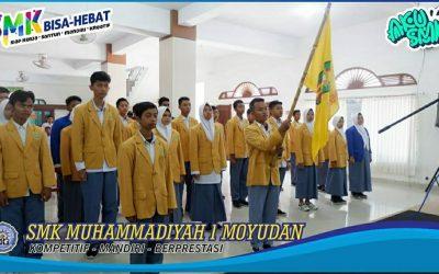 PELANTIKAN PR IPM – SMK MUHAMMADIYAH 1 MOYUDAN