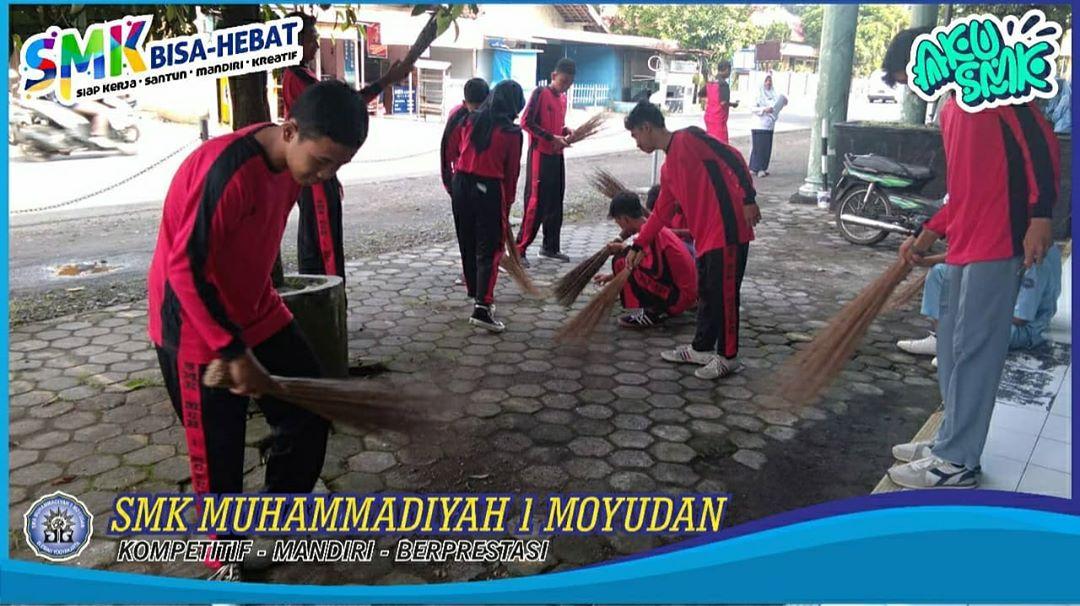 program bersih lingkungan