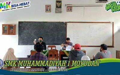 Penyerahan Cashback & Hasil Psikotes SMK MUHAMMADIYAH 1 MOYUDAN