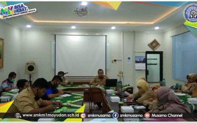 Rapat Rutin Bulanan Staff Manajemen