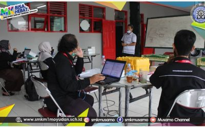 Microteaching Fiber Optic SMK MUHAMMADIYAH 1 MOYUDAN
